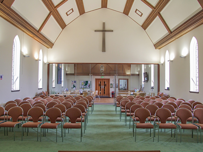 Ormiston Church Interior