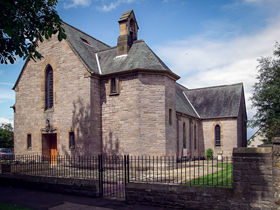 Ormiston Church Exterior